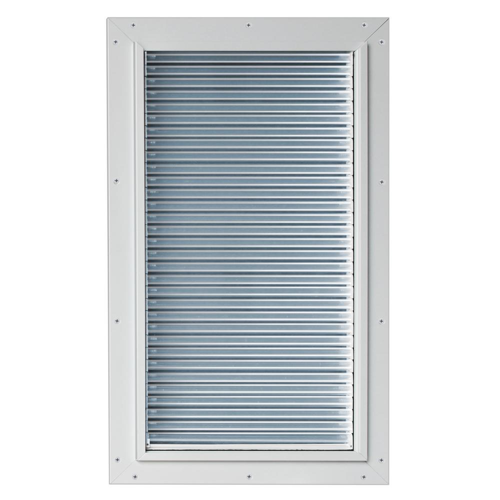 12-3/4 in. x 25 in. Armor Flex Weather Energy Efficient