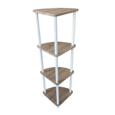 11.8 in. x 11.8 in. Decorative Shelf