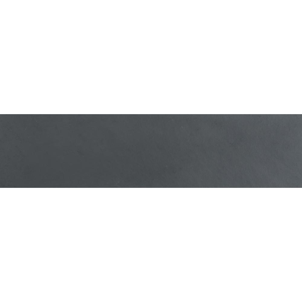 MS International Montauk Blue 6 in x 24 in Gauged Slate