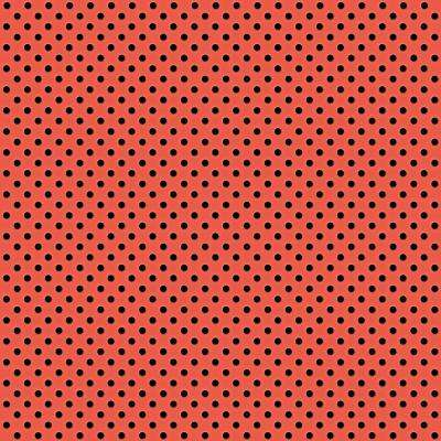 Red 2 ft. x 2 ft. Perforated Metal Ceiling Tiles (Case of 10)