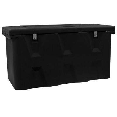 50 in. Polymer Hitch Chest Tool Box with Steel Frame and Hardware