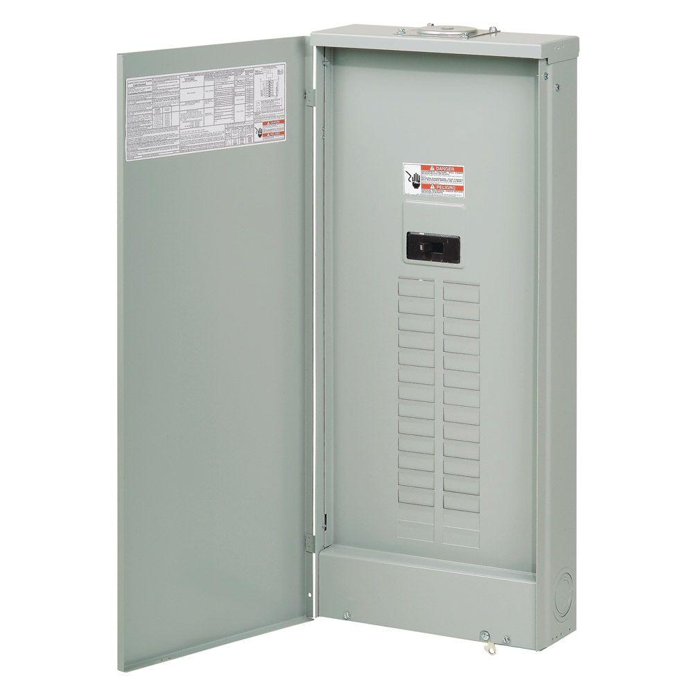 Cutler hammer br panel home depot 15 top risks of for Best electrical panel for house