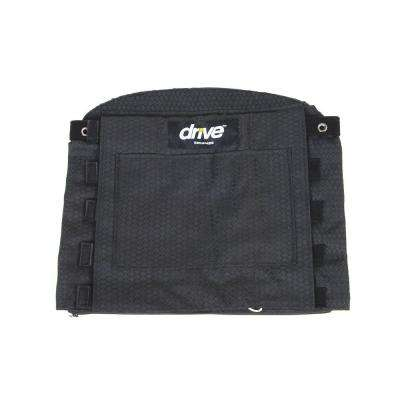 Adjustable Tension Back Cushion for 22 in. to 26 in. Wheelchairs