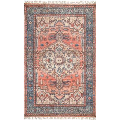 Andrea Flatweave Multi 7 ft. 6 in. x 9 ft. 6 in. Area Rug
