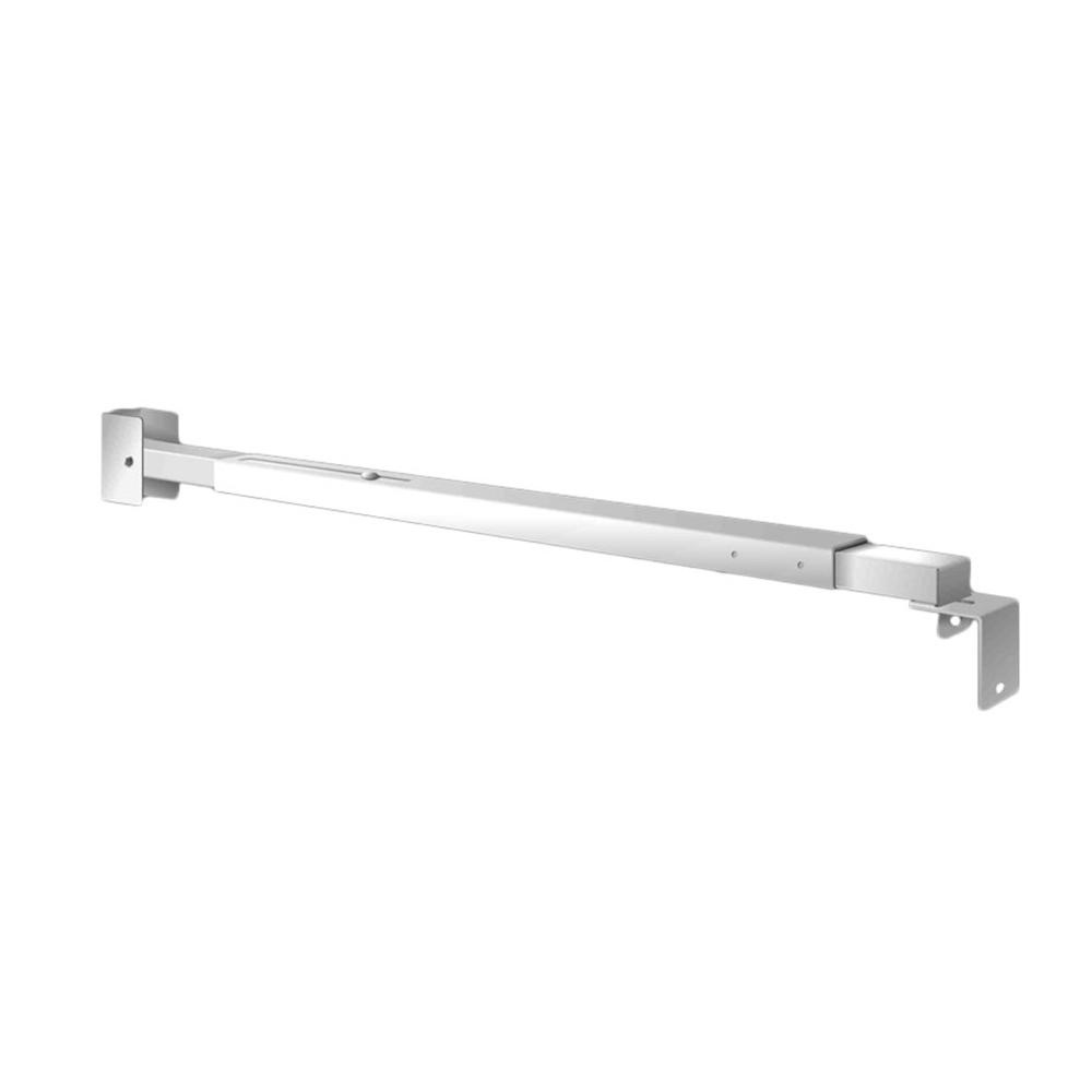 Mr Goodbar 22 in to 27 in Steel Patio Sliding Door Security Bar