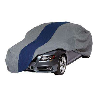 Double Defender Sedan Semi-Custom Car Cover Fits up to 16 ft. 8 in.