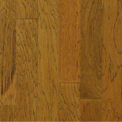 Take Home Sample - Hickory Honey Engineered Click Hardwood Flooring - 5 in. x 7 in.