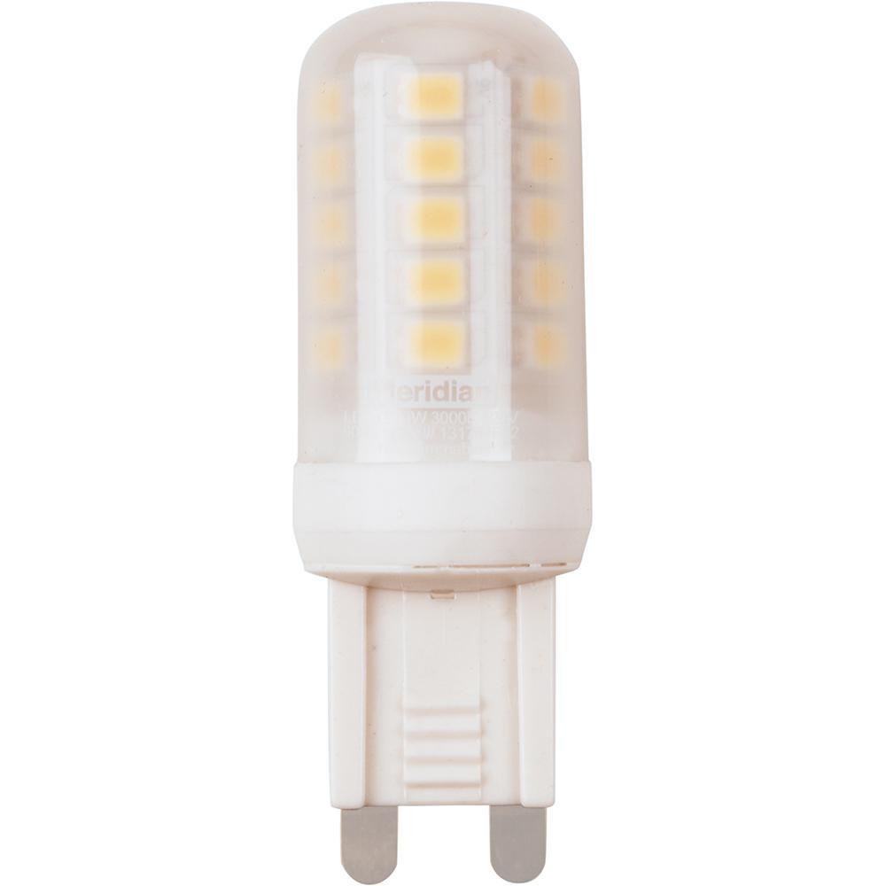 25-Watt Equivalent Bright White T5 G9 Base LED Light Bulb