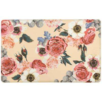 Spring Bloom 39 in. x 20 in. Gelness Mat