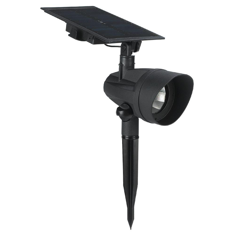 Duracell solar black outdoor led spot light ss3c p5 bkt 1 the duracell solar black outdoor led spot light mozeypictures Choice Image