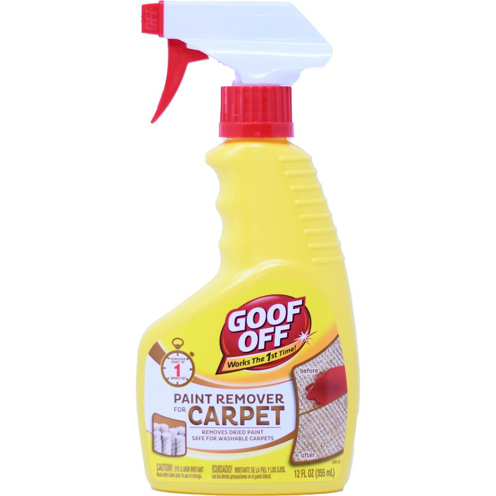 GoofOff Goof Off 12 oz. Paint Remover for Carpet