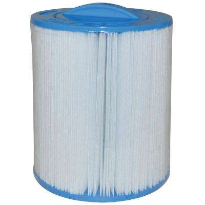 CH Series 6 in. Dia x 7 in. 25 sq. ft. Replacement Filter Cartridge with Semi-Circular Top Handle
