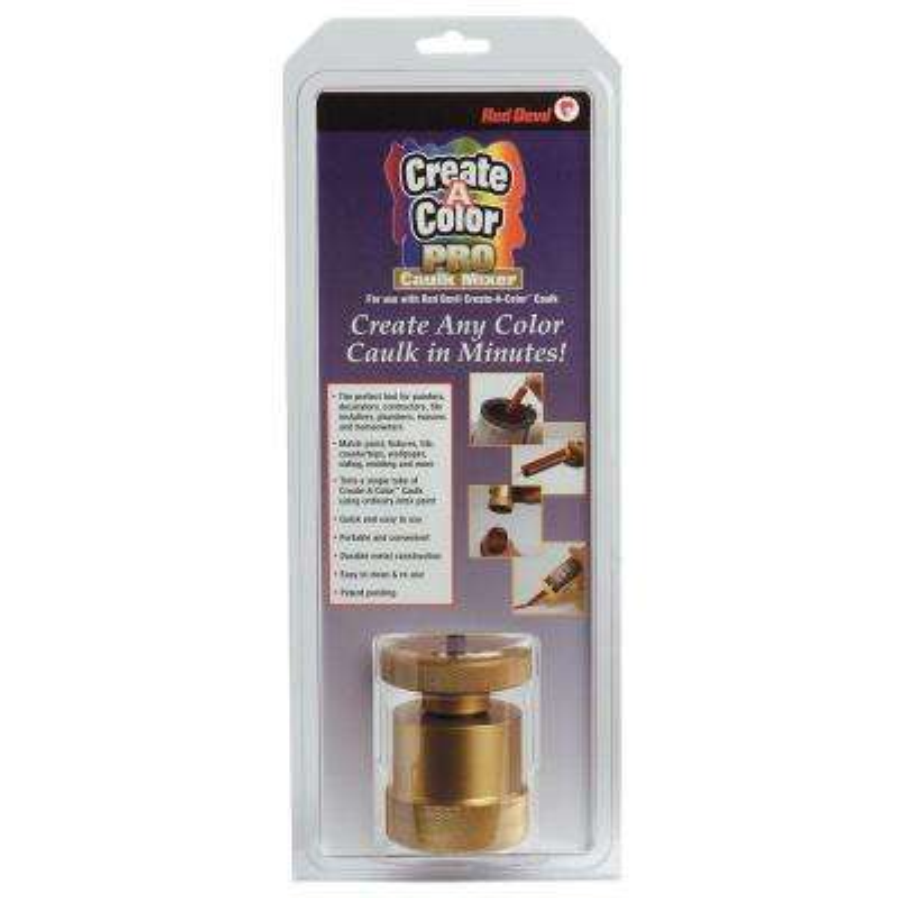 Create-A-Color Pro Caulk Mixer