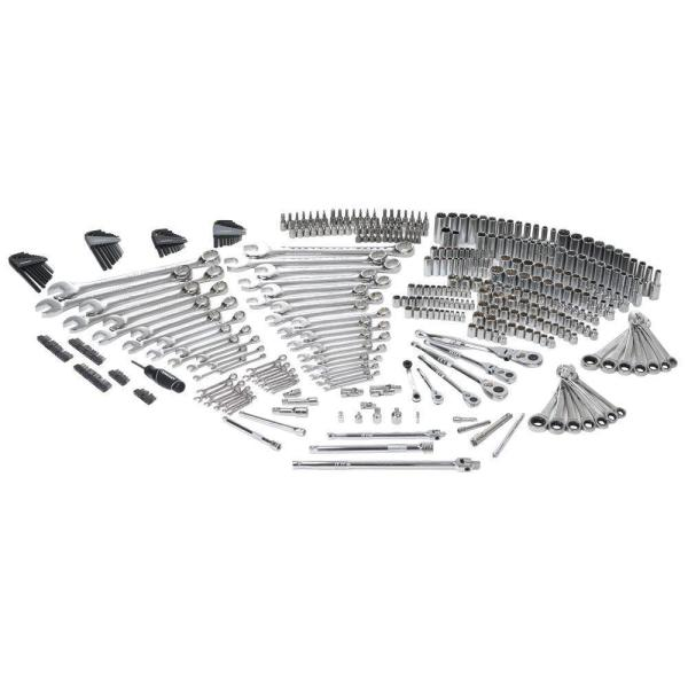 Mechanics Tool Set (432-Piece)