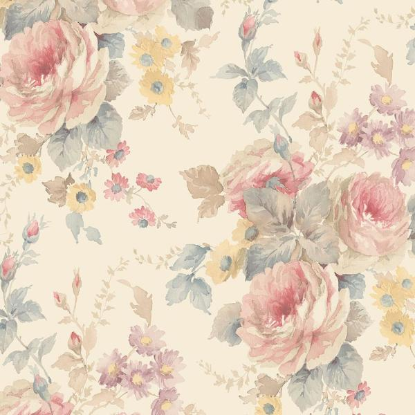Norwall La Rosa Wallpaper RG35726