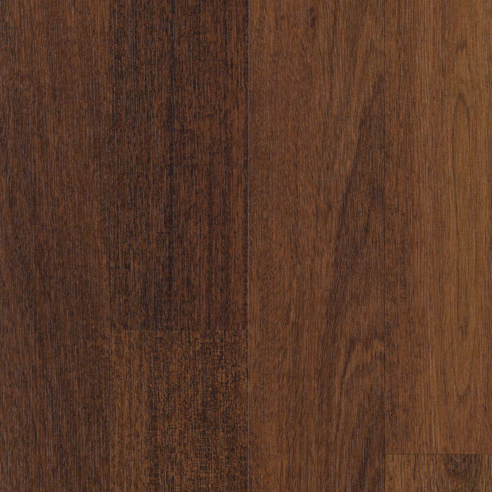 Mohawk Camellia Cognac Merbau Laminate Flooring - 5 in. x 7 in. Take Home Sample