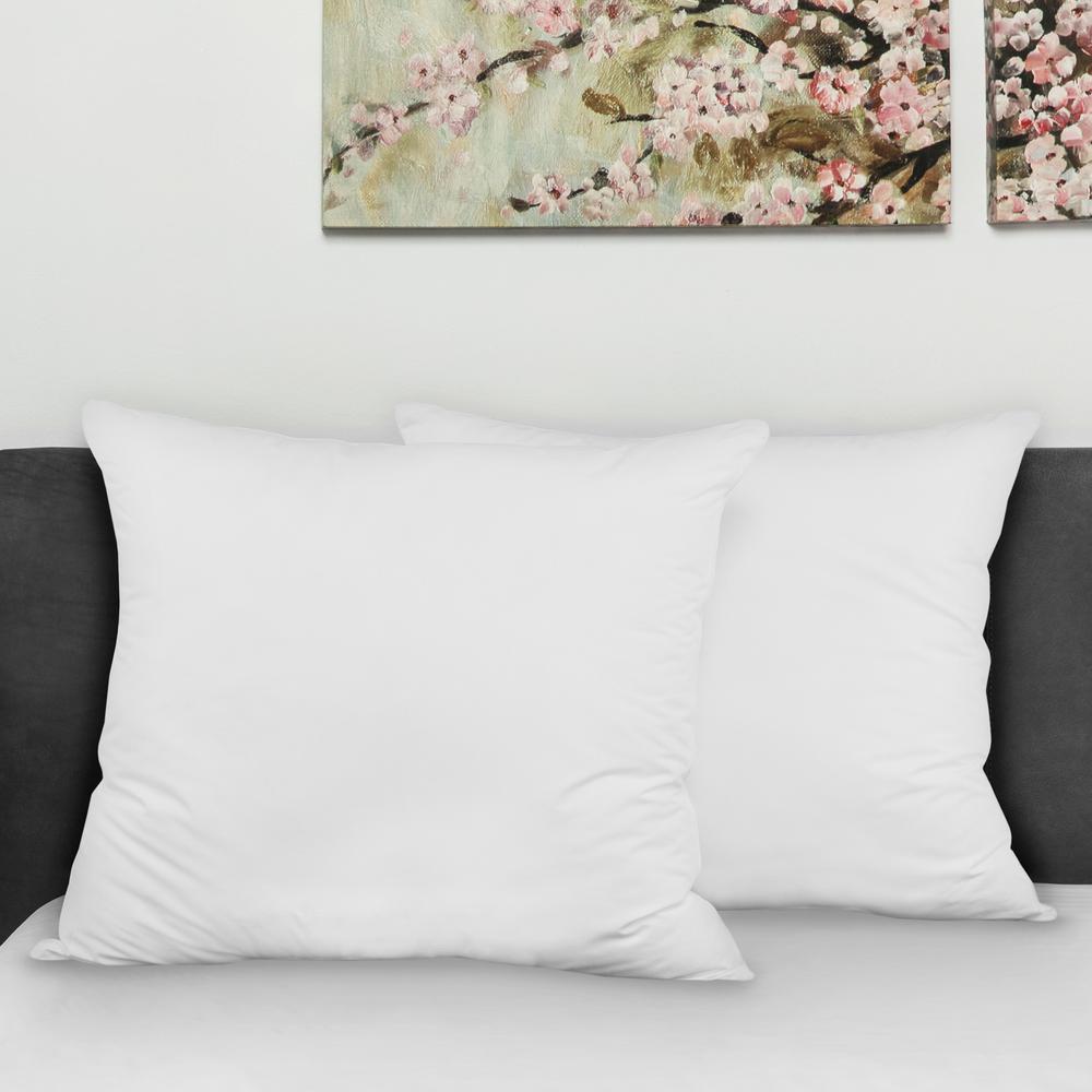 Euro 28 X 28 Pillow Insert