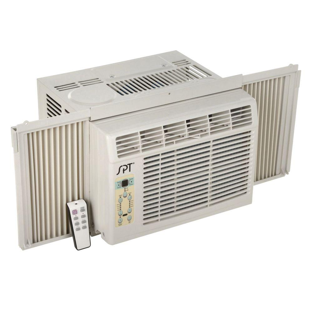 SPT 6,000 BTU Window Air Conditioner
