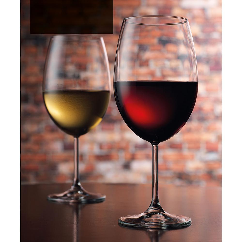 Connoisseur Oversized Wine Glasses (Set of 4)