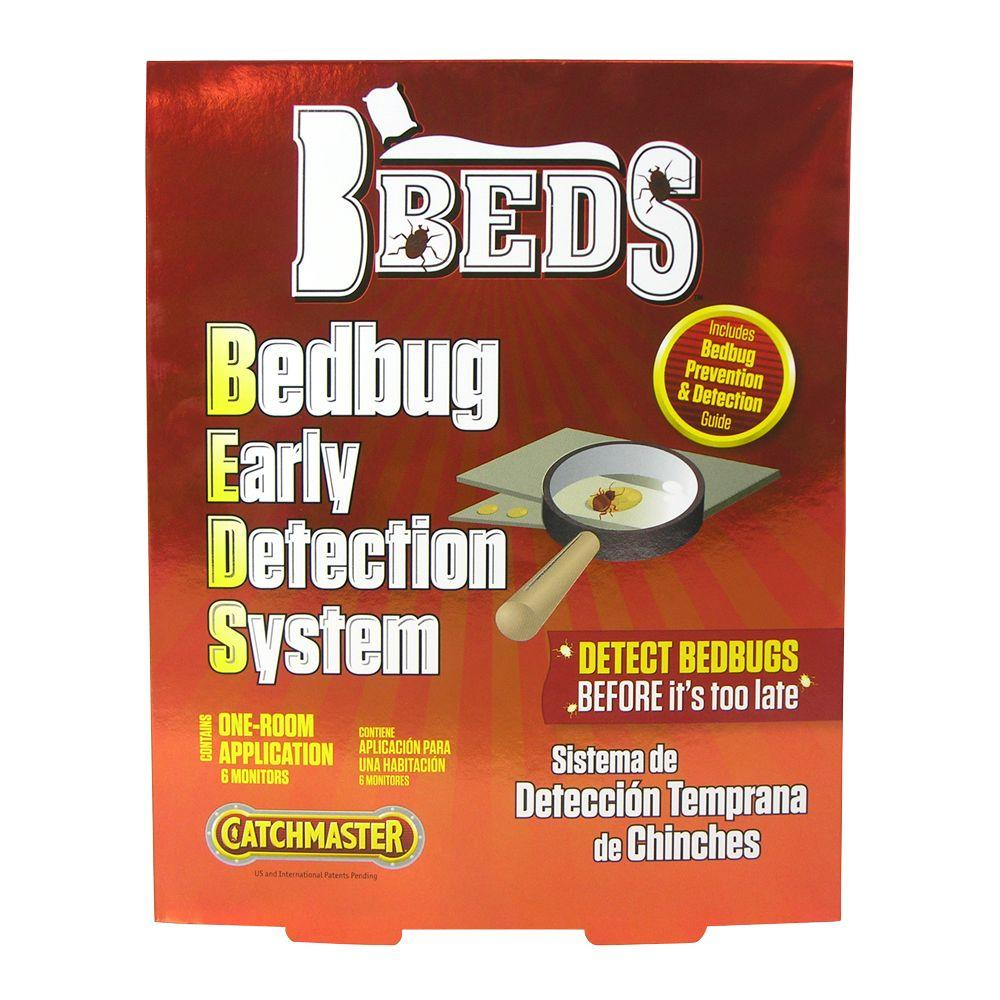 Catchmaster Bedbug Early Detection System 506 The Home Depot
