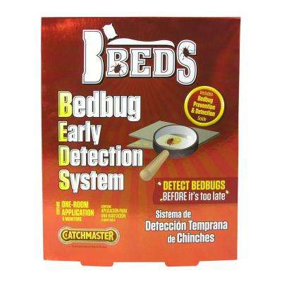 Bedbug Early Detection System