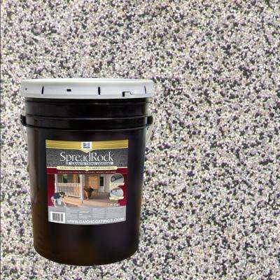 Granite Stone Coating 5 Gal Flint Gray Satin Interior Exterior Concrete Resurfacer And Sealer
