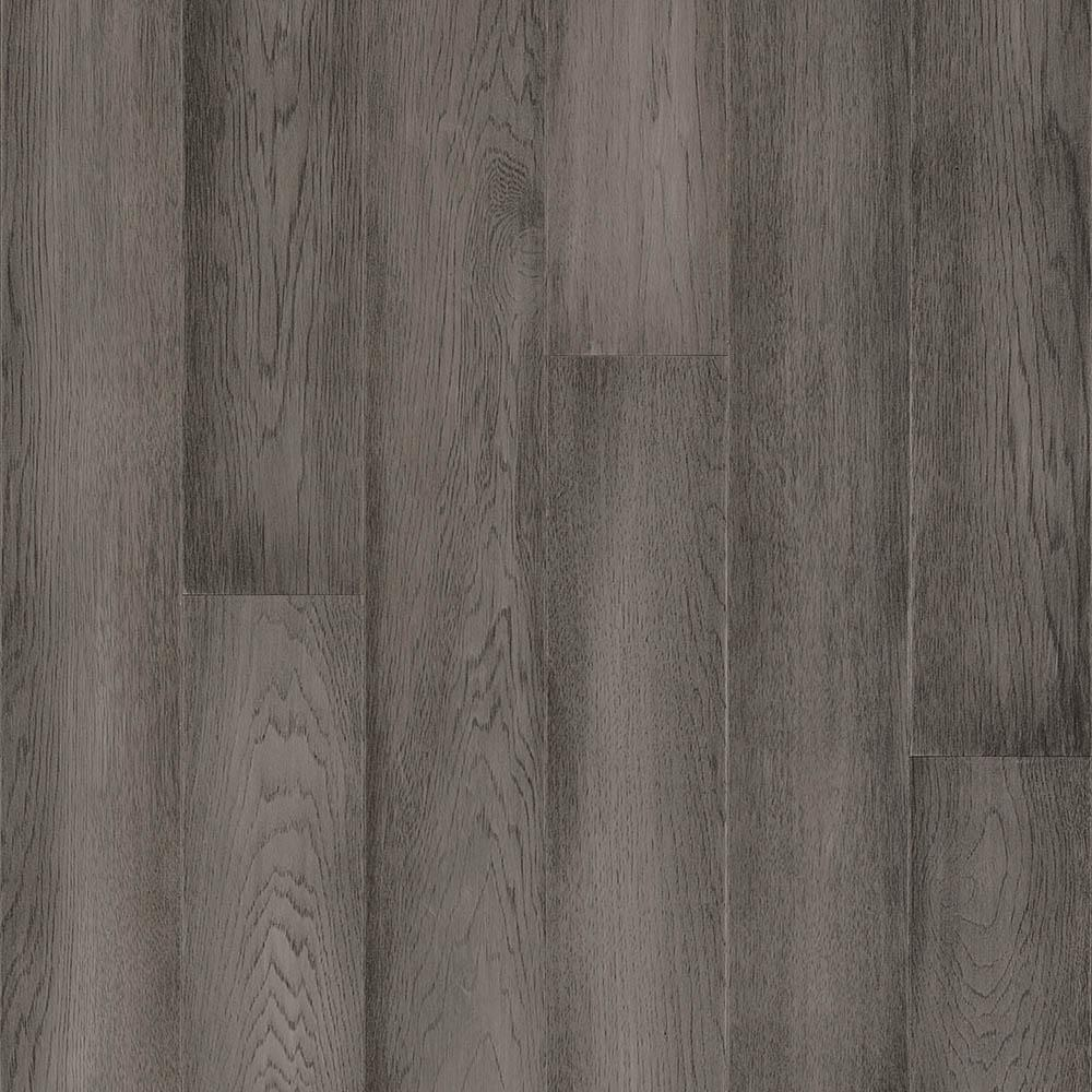 Bruce Bruce Hydropel Hickory Cool Gray 7/16 in. T x 5 in. W x Varying Length Waterproof Engineered Hardwood Flooring (22.6 sq. ft.)
