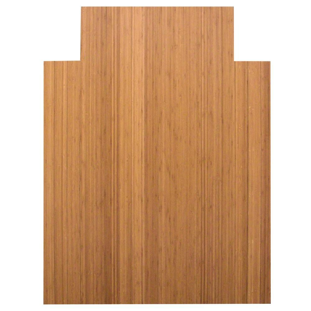 Standard 5 mm Natural Light Brown 36 in. x 48 in.