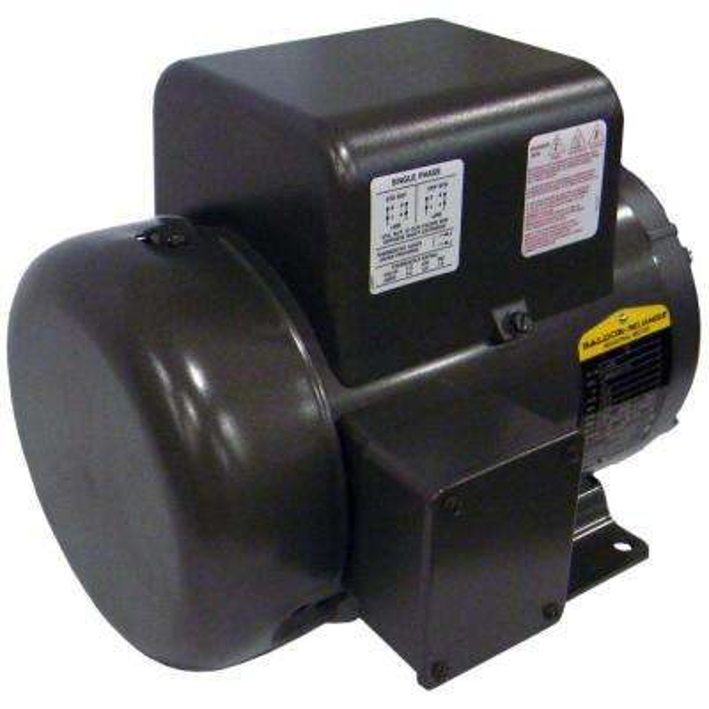 5 RHP 4-Pole Baldor Electric Air Compressor Motor