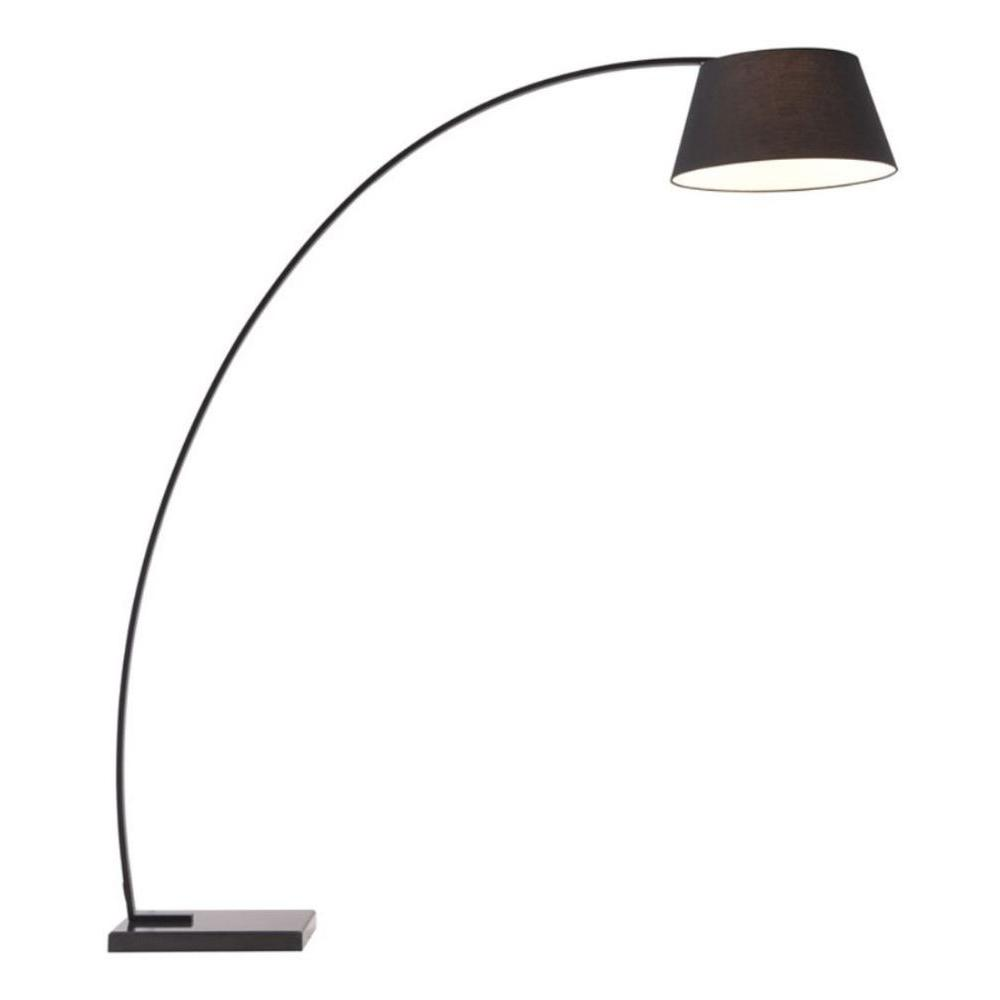 Zuo vortex 748 in black floor lamp 50074 the home depot black floor lamp aloadofball Gallery