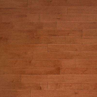 Take Home Sample - Scraped Vintage Maple Velvet Engineered Click Hardwood Flooring - 5 in. x 7 in.