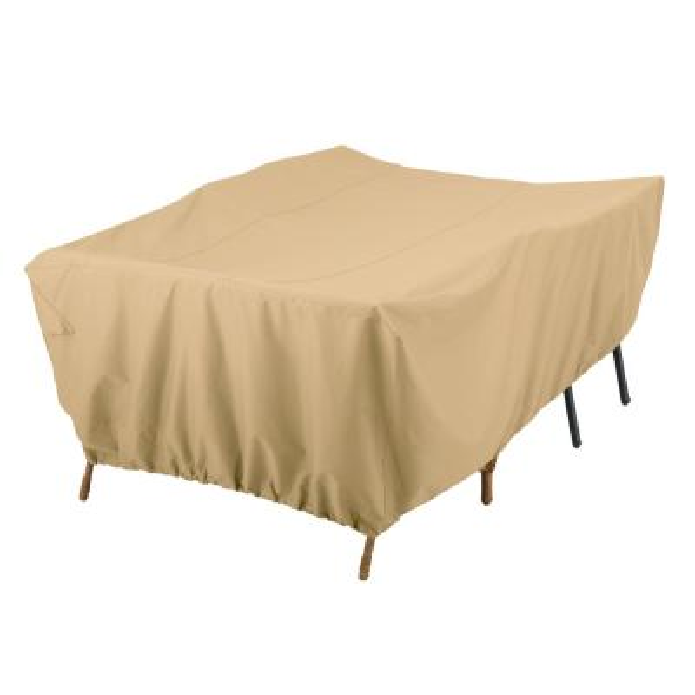 Terrazzo Conversation Set/Patio Furniture Group Cover
