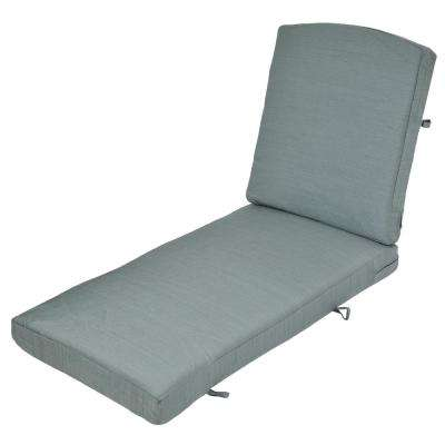 Oak Cliff Surplus Replacement 2 Piece Outdoor Chaise Lounge Cushion