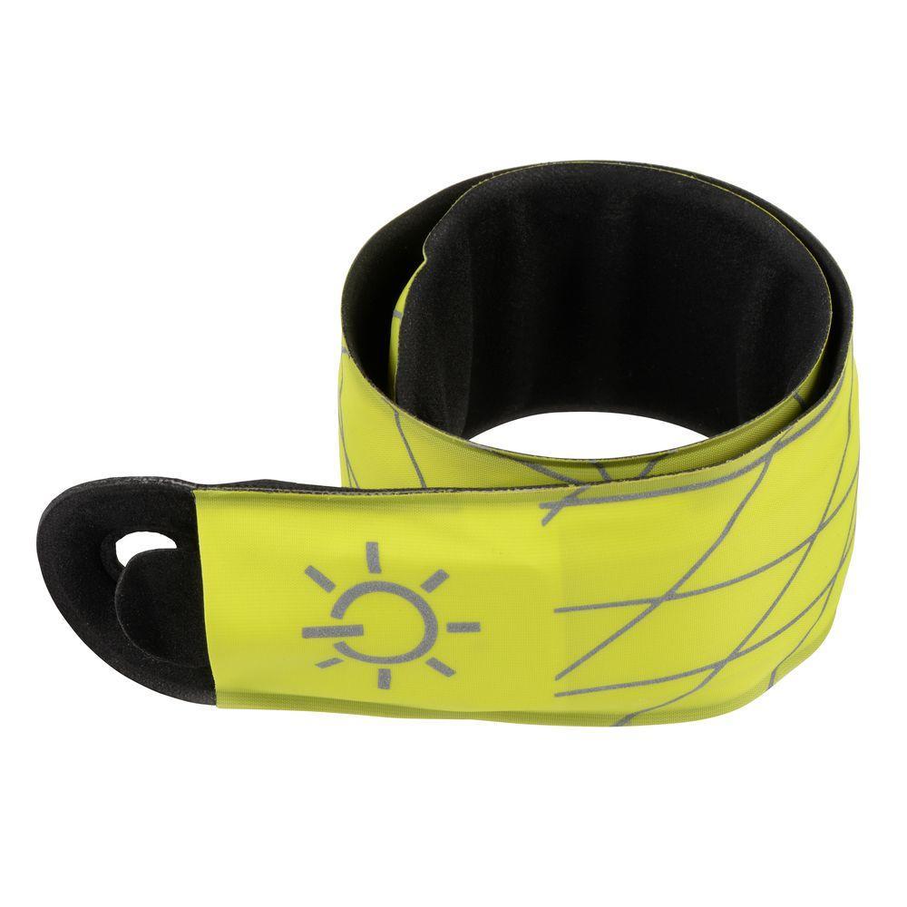 Nite Ize SlapLit Neon Yellow LED Slap Wrap