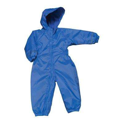 Toddler Suit in Blue