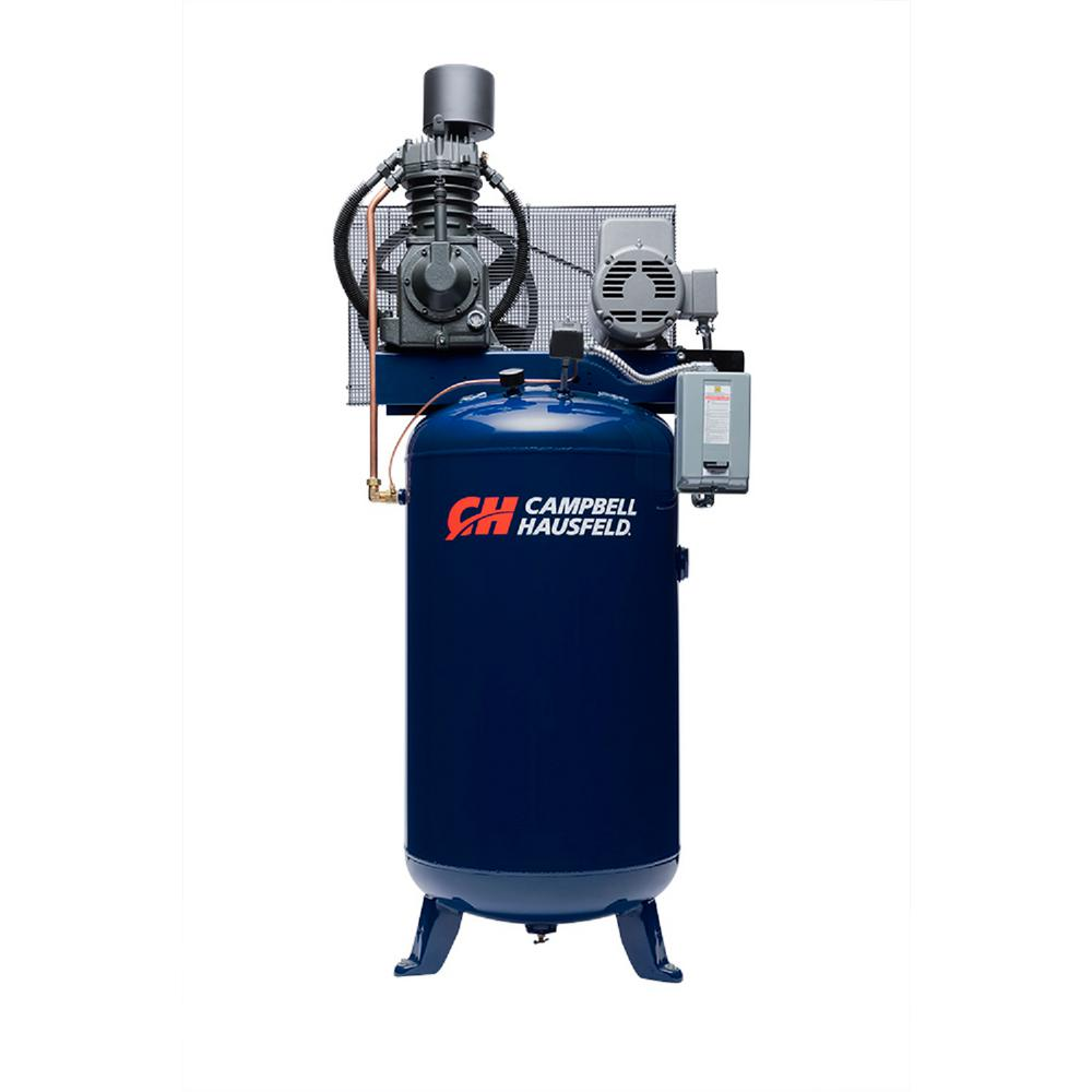campbell hausfeld stationary air compressors tf211201aj 64_1000 husky 80 gal 3 cylinder single stage electric air compressor kobalt 80 gallon air compressor wiring diagram at bayanpartner.co