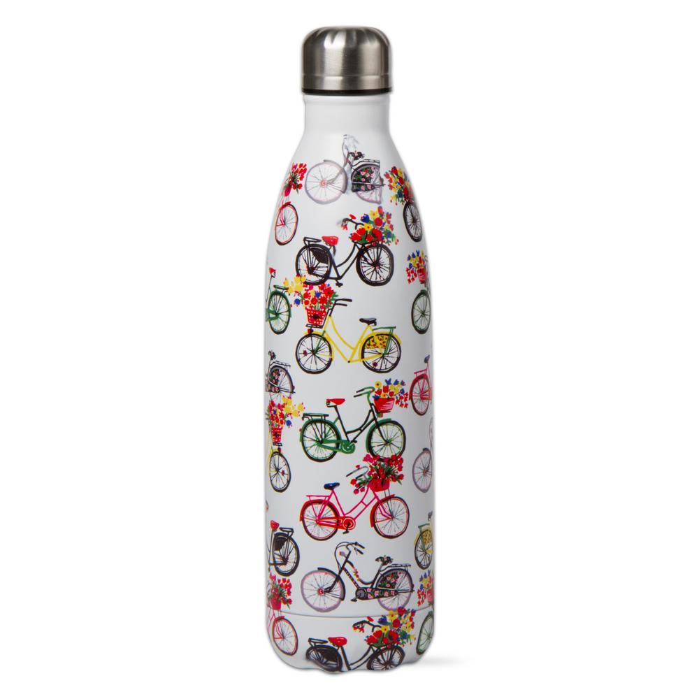 25 oz. Bike Ride Stainless Steel Bottle