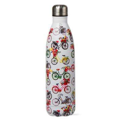25 oz. Bike Ride Stainless Steel Bottle