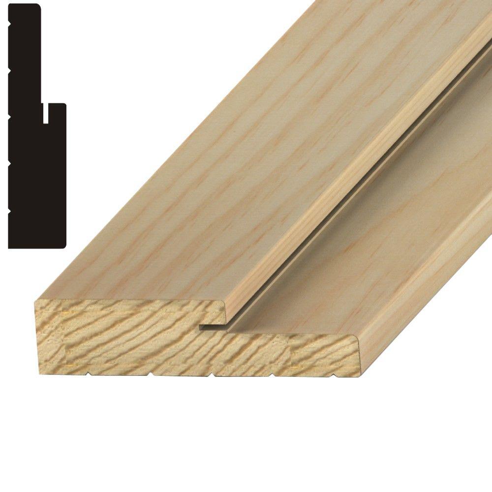 Kelleher 1 1 4 In X 5 1 4 In X 7 Ft Fingerjoint Pine