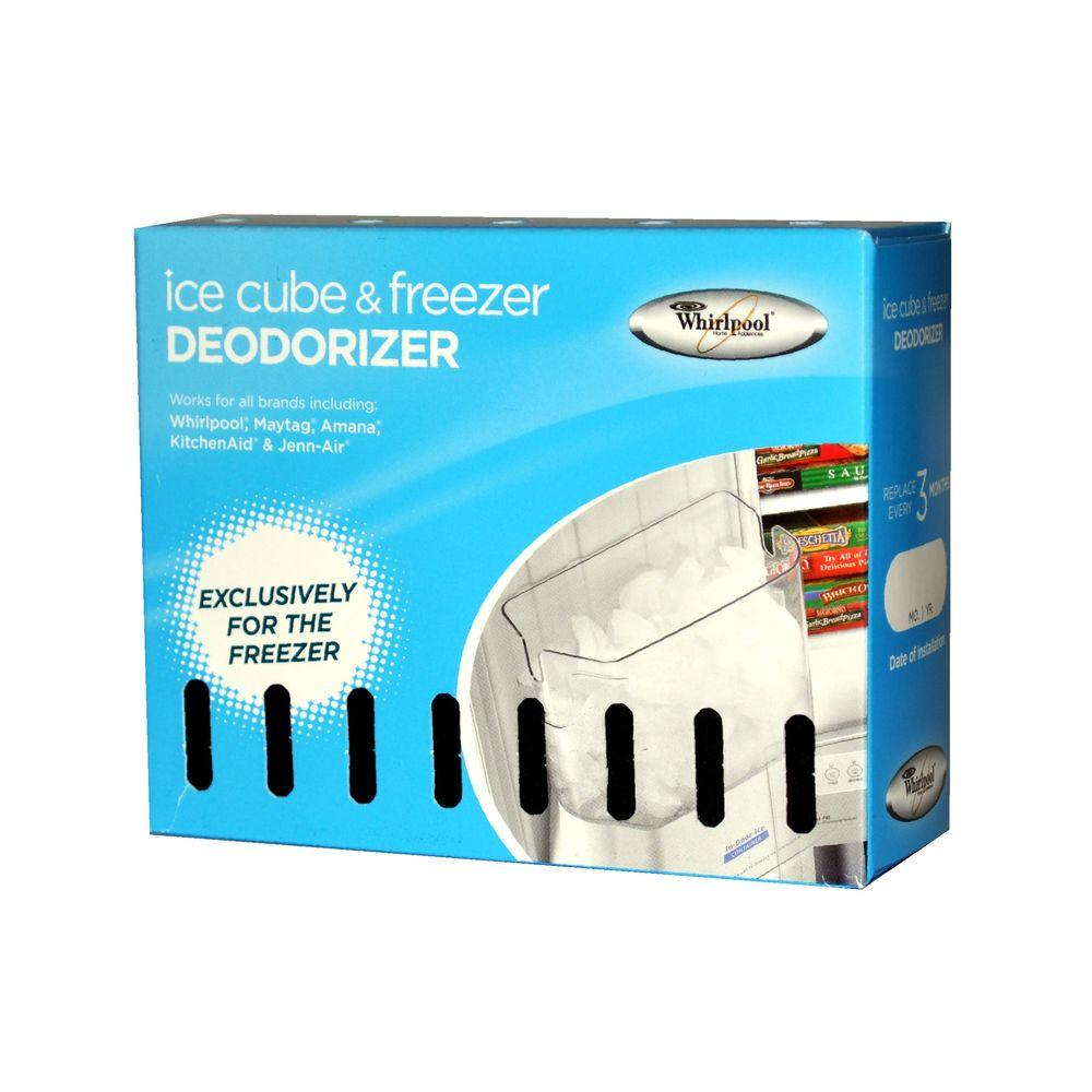 Whirlpool Ice Cube and Freezer Deodorizer-DISCONTINUED