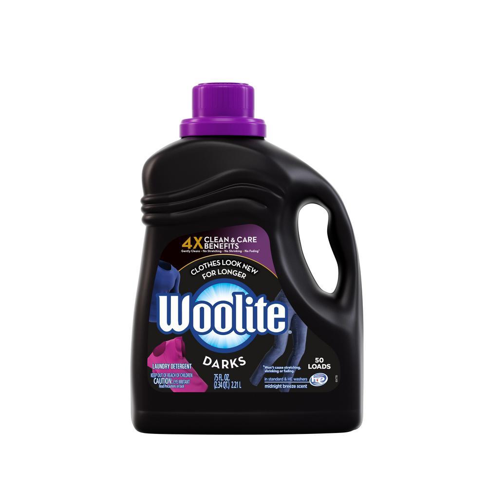 75 oz. Gentle for Darks Liquid Laundry Detergent