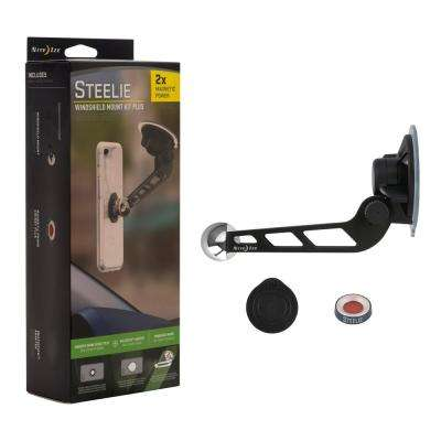 Steelie Windshield Mount Kit Plus