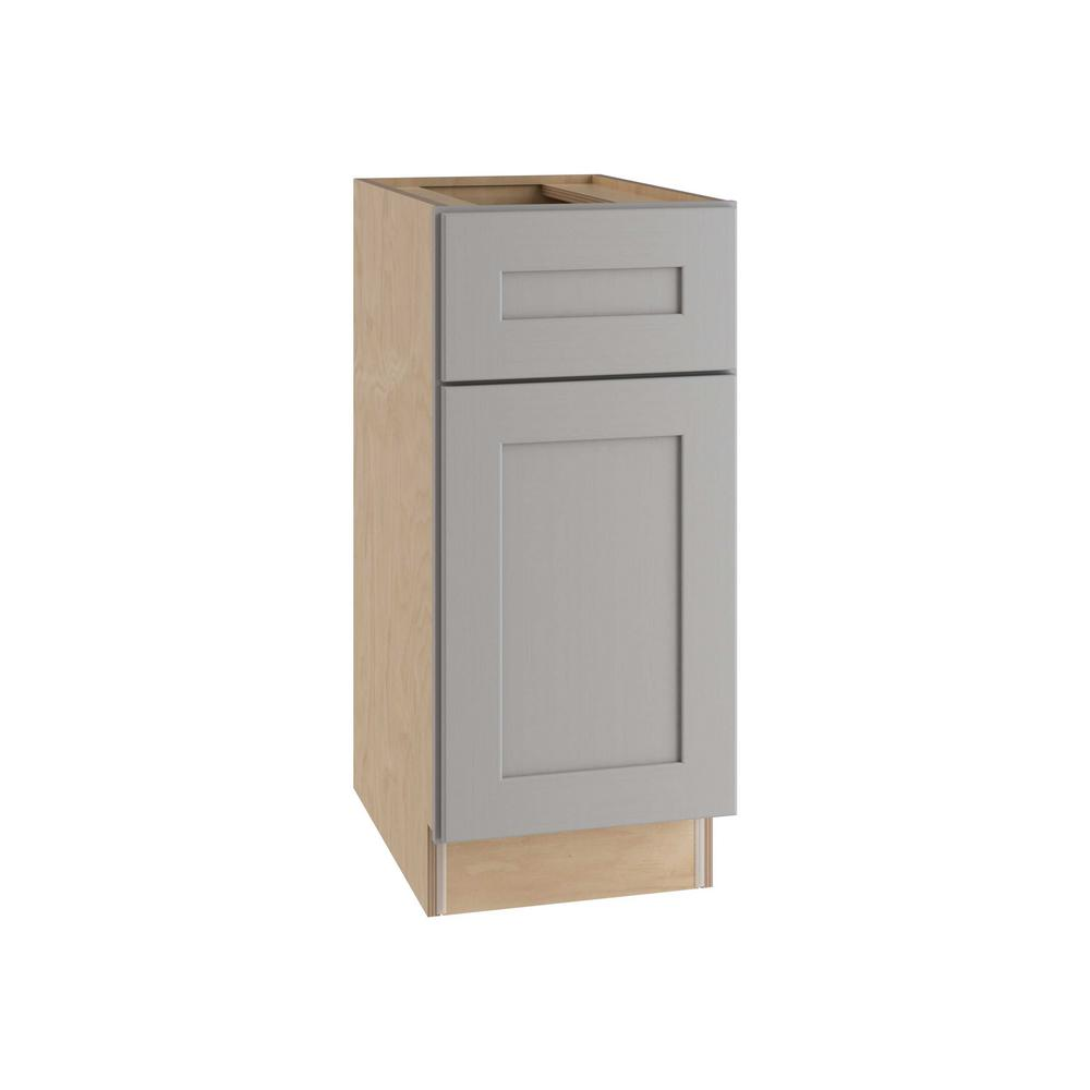 Home Decorators Collection Tremont Assembled 12x34.5x24 In. Base Cabinet 2  Rollout Trays 1