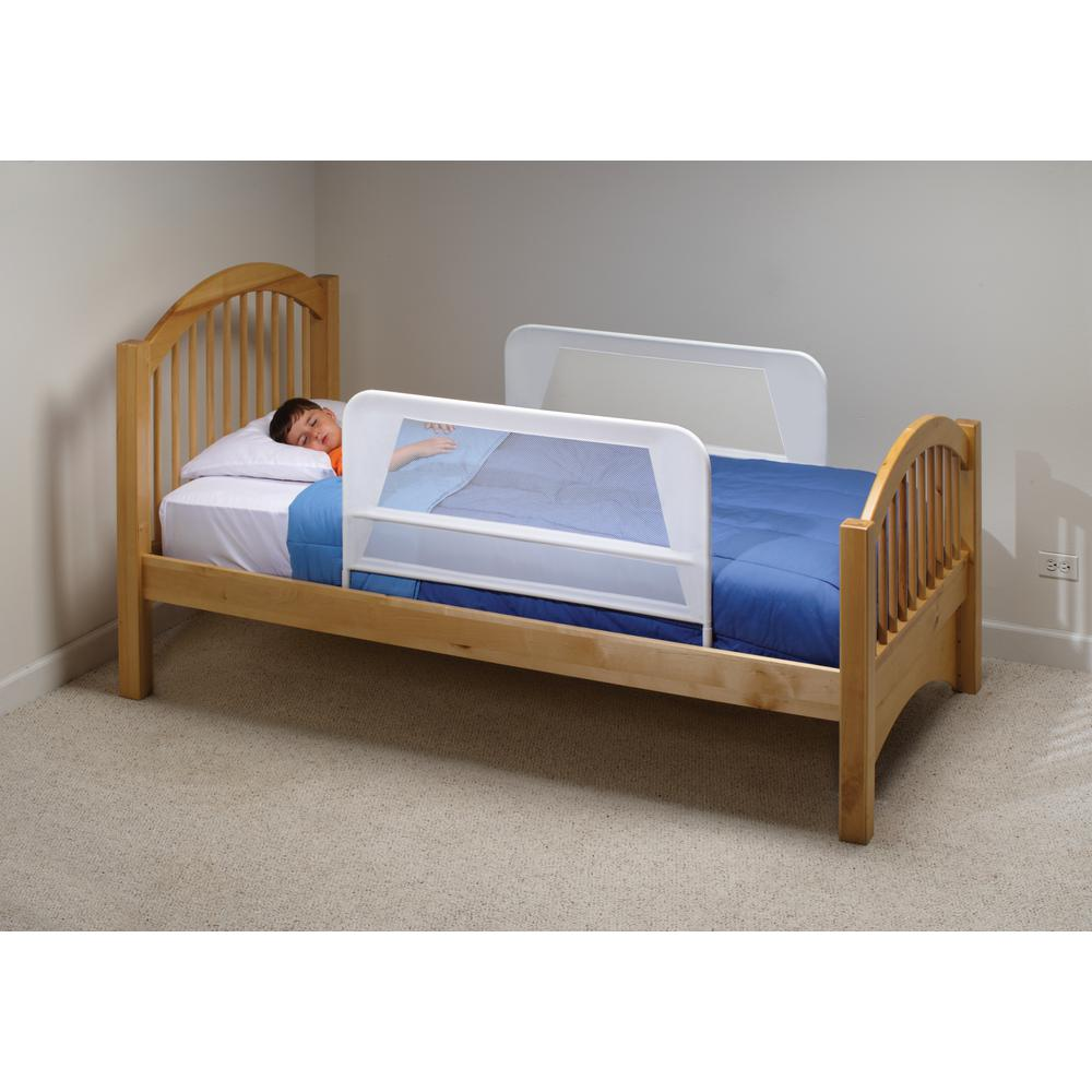 KidCo 39 in. Childrens Bed Rail Double Pack BR303   The Home Depot