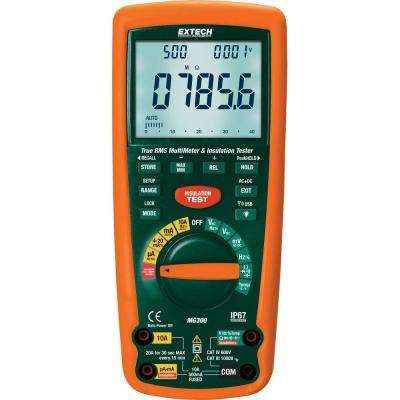 13 Function Wireless True RMS Multimeter/Insulation Tester