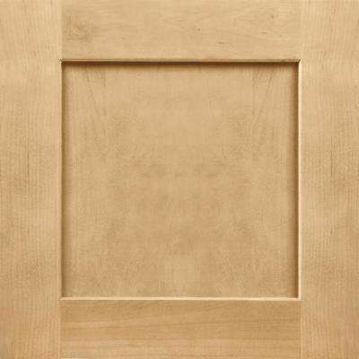 14-9/16 in. x 14-1/2 in. Cabinet Door Sample in Reading Maple Rye