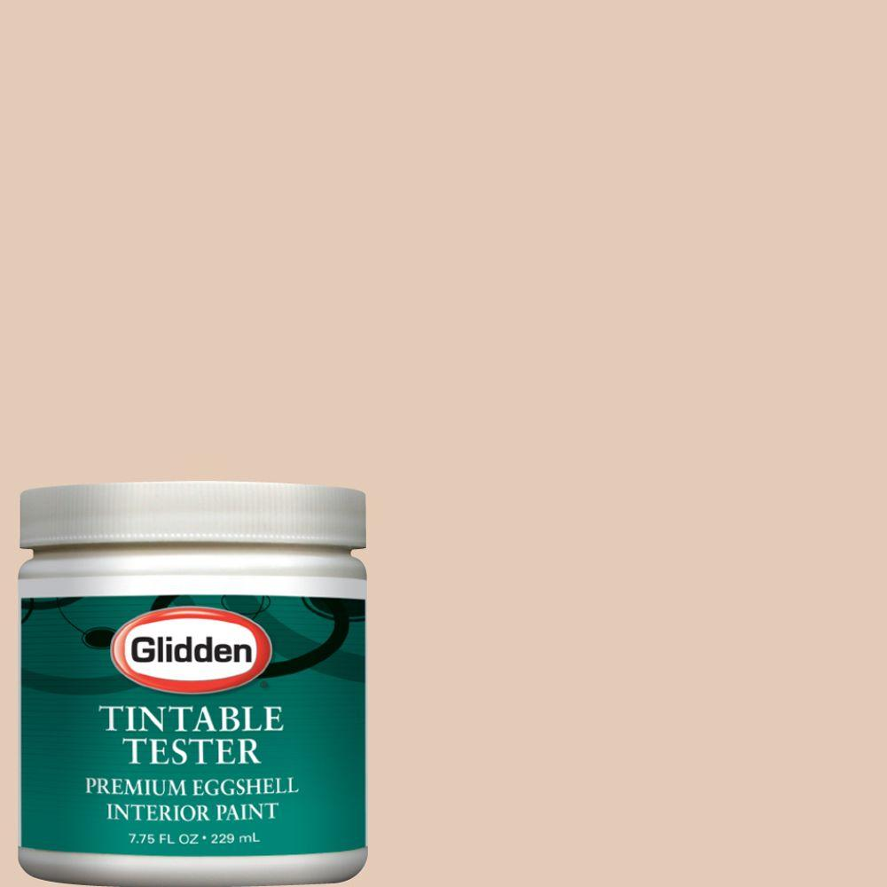 Glidden Premium 8-oz. Tea and Honey Interior Paint Tester