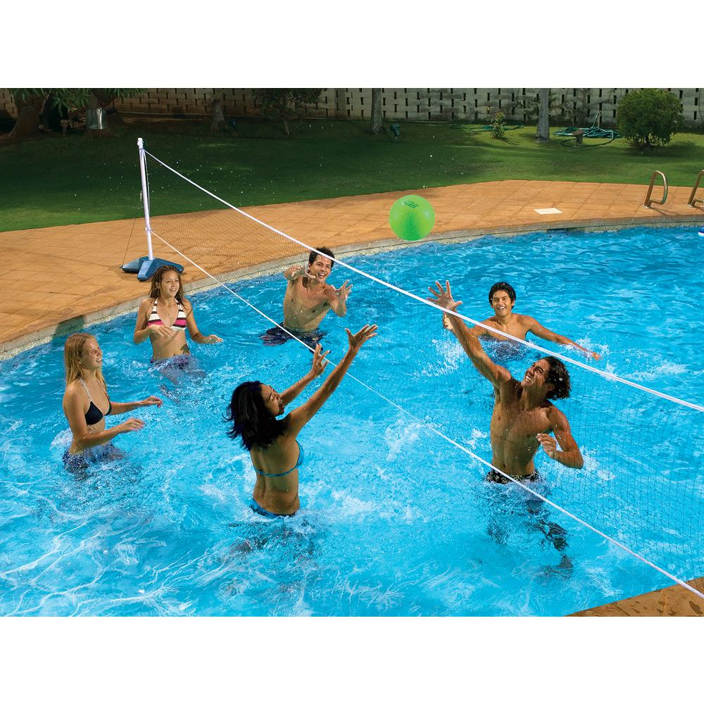 Poolmaster Across Swimming Pool Volleyball Game