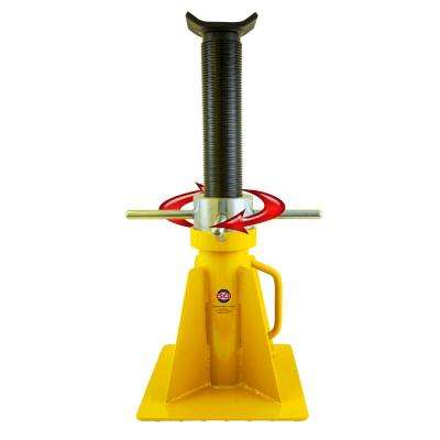 20-Ton Heavy-Duty Screw Style Jack Stand (Short)