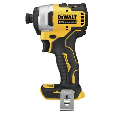 ATOMIC 20-Volt MAX Brushless Cordless Compact Impact Driver (Tool-Only)